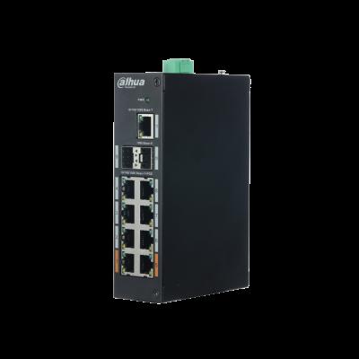 Dahua PFS3211-8GT-120 11-портовый PoE-коммутатор