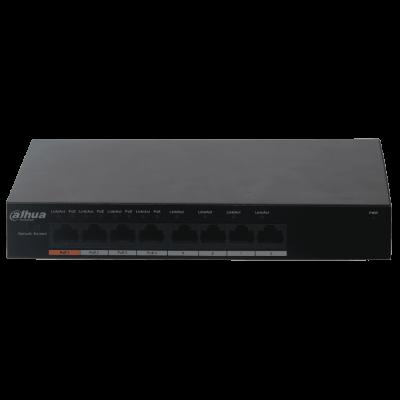 Dahua PFS3008-8ET-60 8-портовый PoE-коммутатор