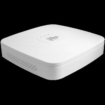 Dahua NVR2104-P-4KS2 4-канальный IP видеорегистратор