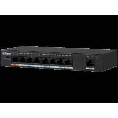Dahua PFS3009-8ET-96 8-портовый PoE-коммутатор