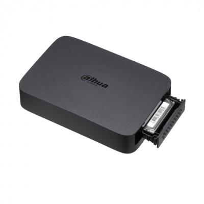 4 канальный IP видеорегистратор Dahua DH-NVR104-P